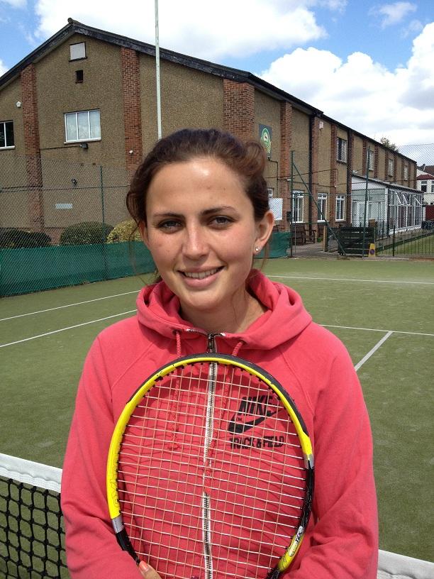 Tennis Coaching (2/3)
