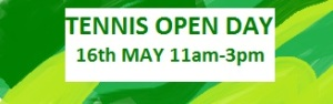 tennis open day