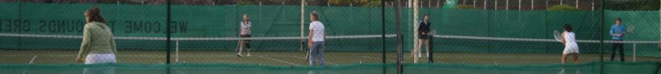 women tennisplayersborder