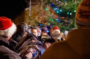 Bollington Carols by Donald Judge (Flickr)